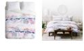 Deny Designs Iveta Abolina Painted Rockies Twin Duvet Set