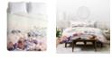 Deny Designs Iveta Abolina Crystal Valley Queen Duvet Set