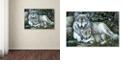 "Trademark Global Jenny Newland 'Tender Moment' Canvas Art, 16"" x 24"""