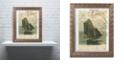 "Trademark Global Nick Bantock 'Jersey Sailboat' Ornate Framed Art, 11"" x 14"""