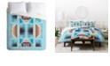 Deny Designs Holli Zollinger Acacia King Duvet Set