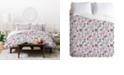 Deny Designs Holli Zollinger Boho Brocade Twin Duvet Set
