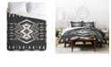Deny Designs Holli Zollinger Colorado Onyx Queen Duvet Set