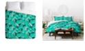 Deny Designs Holli Zollinger Adobo Ocean King Duvet Set