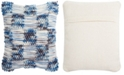 """Safavieh Square Spaced Looped 20"""" x 20"""" Pillow"""