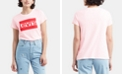 Levi's Flocked Logo-Print T-Shirt