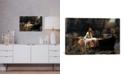 "iCanvas ""Cardinal Bird"" Gallery-Wrapped Canvas Print"