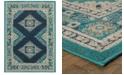 "Oriental Weavers Highlands 6658 6'7"" x 9'6"" Area Rug"