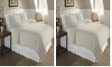 Pointehaven Luxury Size Cotton Flannel Duvet Set Twin Twin XL