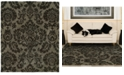 "Oriental Weavers Huntley 19108 Gray/Gray 5'3"" x 8'3"" Area Rug"