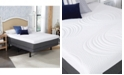 "Future Foam 12"" Comforpedic from Beautyrest Rainbow with Nrgel King Memory Foam"