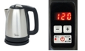 SPT Appliance Inc. SPT/Midea 1.7L Staineless Cordless Electric Kettle with Variable Temp