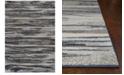"Kas Illusions Landscape 6210 Gray 6'7"" x 9'6"" Area Rug"