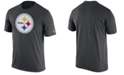 Nike Men's Pittsburgh Steelers Legend Logo T-Shirt