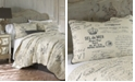 Levtex Home Histoire Gray Full/Queen Quilt Set
