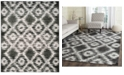 Safavieh Adirondack Charcoal and Ivory 8' x 10' Area Rug