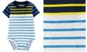 Carter's Baby Boys Striped Cotton Bodysuit