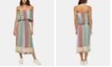 O'Neill Juniors' Koi Ruffled Tube Dress