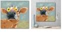 "Courtside Market Farm Fun II Gallery-Wrapped Canvas Wall Art - 20"" x 20"""