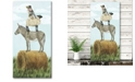 """Courtside Market Home on The Farm Collection I Gallery-Wrapped Canvas Wall Art - 14"""" x 28"""""""