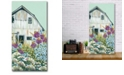 """Courtside Market Field Day on The Farm Gallery-Wrapped Canvas Wall Art - 12"""" x 24"""""""