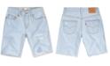 Levi's Little Boys 511 Distressed Slim Denim Shorts
