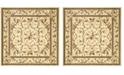 Safavieh Lyndhurst Ivory 10' x 10' Square Area Rug