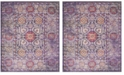 Safavieh Sutton Lavender and Ivory 8' x 10' Area Rug