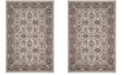 Safavieh Artisan Ivory and Brown 4' x 6' Area Rug