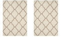 Safavieh Hudson Ivory and Beige 6' x 9' Area Rug