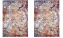 Safavieh Monray Red and Multi 4' x 6' Area Rug