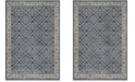 Safavieh Brentwood Navy and Creme 8' x 10' Area Rug