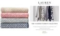 Lauren Ralph Lauren Sanders  Antimicrobial Basket Weave Bath Towel Collection
