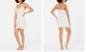 INC International Concepts INC Ivory Lace Chemise Nightgown, Created for Macy's