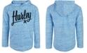 Hurley Little Boys Script Logo Hooded Sweatshirt