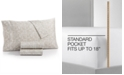 Charter Club CLOSEOUT! Sleep Luxe Cotton 800-Thread Count 4-Pc. Printed Queen Sheet Set, Created for Macy's