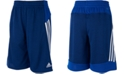 adidas Big Boys 4KRFT Melange Shorts