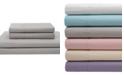 Elite Home Cotton Percale Queen Sheet Set