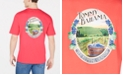 Tommy Bahama Men's Old Stomping Grounds Logo Graphic T-Shirt