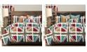 PoloGear Windsor 5 Piece Twin Luxury Duvet Set