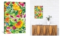 """iCanvas """"July Bouquet"""" By Kim Parker Gallery-Wrapped Canvas Print - 40"""" x 26"""" x 0.75"""""""