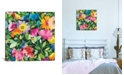 """iCanvas """"Frida'S Dream"""" By Kim Parker Gallery-Wrapped Canvas Print - 26"""" x 26"""" x 0.75"""""""