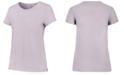'47 Brand Women's New York Yankees Lilac Fader T-Shirt