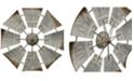 StyleCraft Vintage Windmill Wall Art
