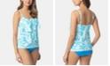 Coco Reef Tiered Tankini Top & Bikini Bottoms