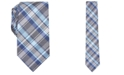 Perry Ellis Woodruff Plaid Tie
