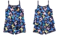 Epic Threads Toddler Girls 2-Pc. Butterfly-Print Tank Top & Shorts Set, Created for Macy's
