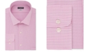 Van Heusen Men's Big & Tall Flex Classic/Regular-Fit Stretch Wrinkle-Free Check Dress Shirt