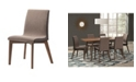 Coaster Home Furnishings Basile Dining Side Chairs with Curved Back (Set of 2)