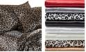 Elite Home Luxury Satin Solid King Sheet Sets